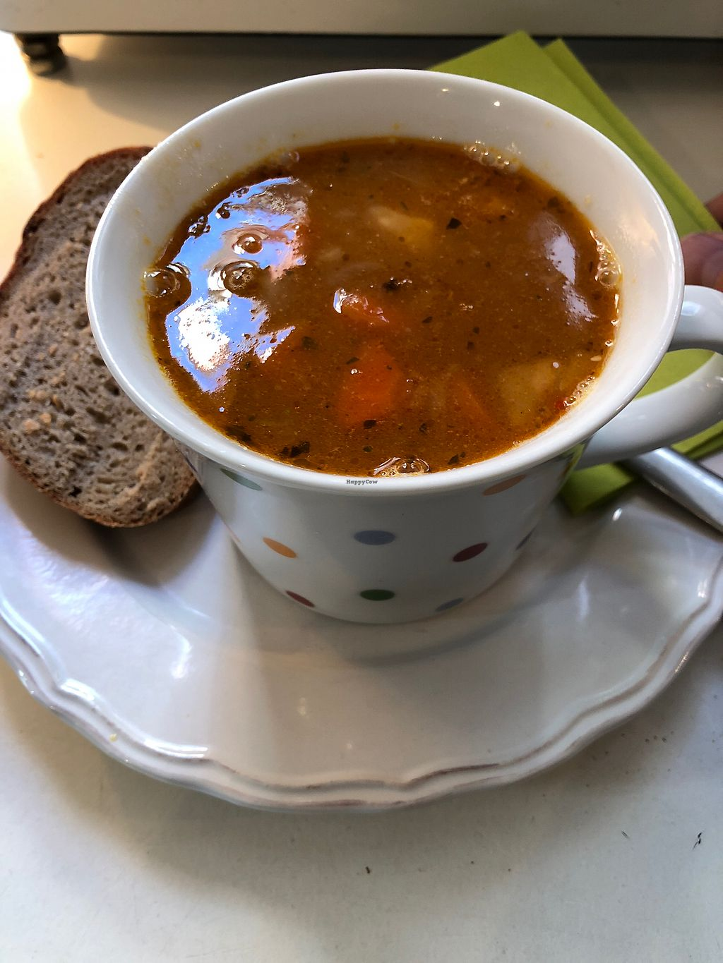 """Photo of Lieblingscafe  by <a href=""""/members/profile/jonmountjoy"""">jonmountjoy</a> <br/>Soup <br/> February 13, 2018  - <a href='/contact/abuse/image/93438/358802'>Report</a>"""