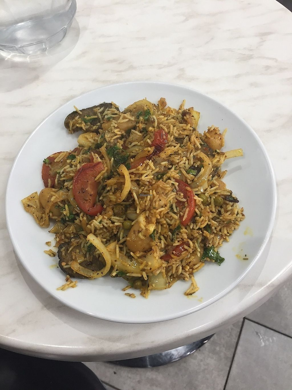 """Photo of Little Aladdin  by <a href=""""/members/profile/Hina"""">Hina</a> <br/>So amazing veg biryani available while you wait <br/> June 17, 2017  - <a href='/contact/abuse/image/93477/270094'>Report</a>"""