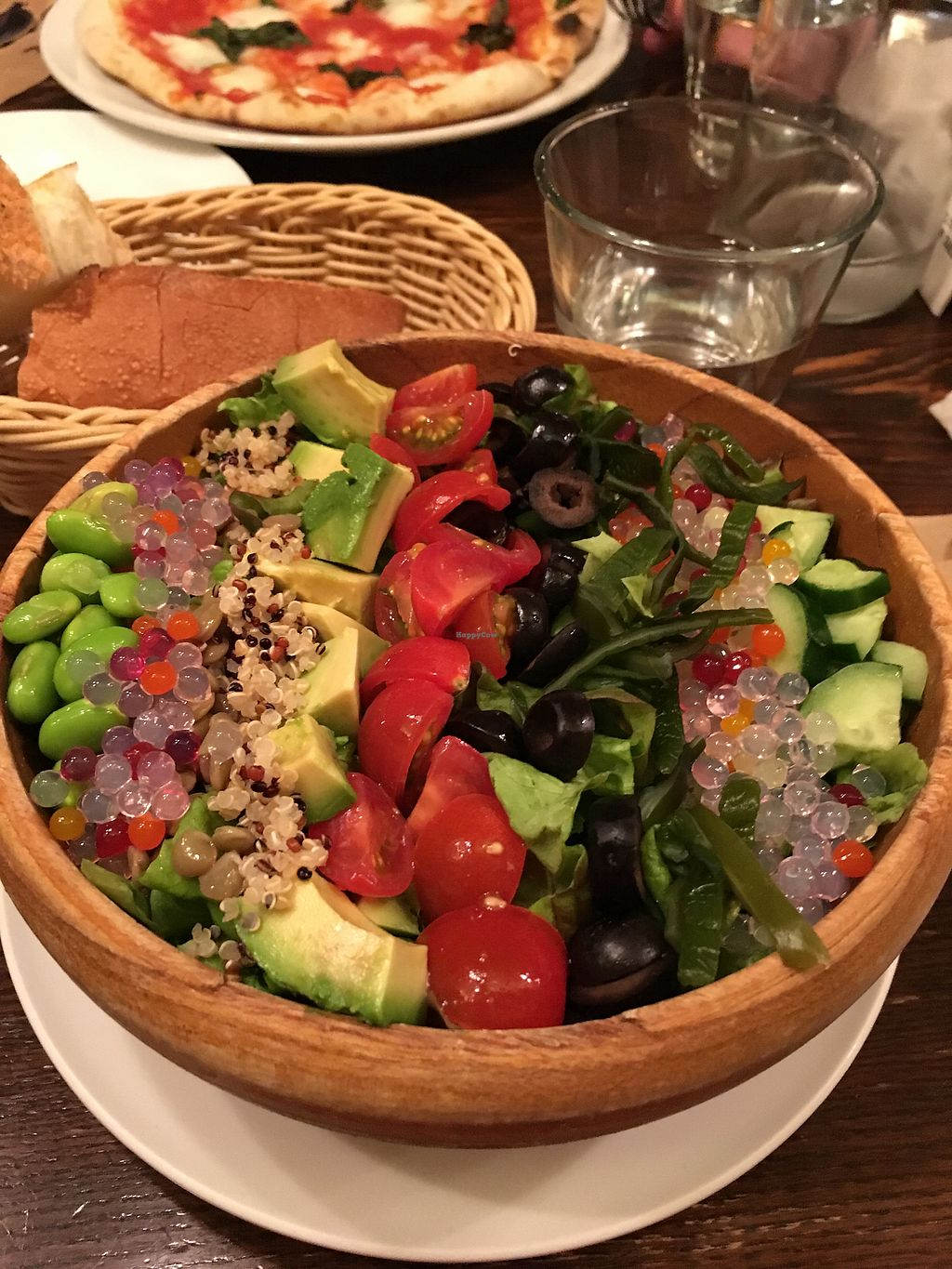 """Photo of Cafe La Boheme - Ginza  by <a href=""""/members/profile/Siup"""">Siup</a> <br/>Vegan salad  <br/> March 30, 2018  - <a href='/contact/abuse/image/93480/378204'>Report</a>"""