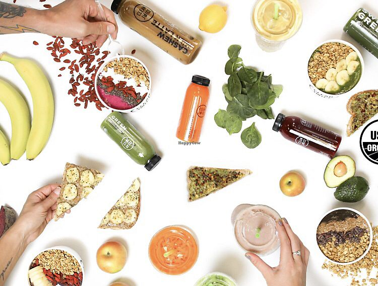 """Photo of Clean Juice  by <a href=""""/members/profile/RachelZima"""">RachelZima</a> <br/>This place has everything! From açaí bowls to juices and smoothies to warm bites! They also have a great cold pressed juice selection! Not to mention are 100% USDA certified organic!  <br/> March 31, 2018  - <a href='/contact/abuse/image/93504/378844'>Report</a>"""