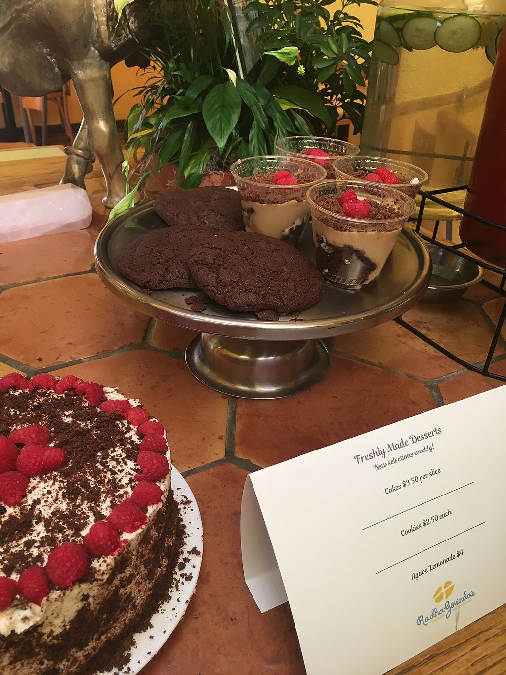 """Photo of Radha Govinda's Buffet  by <a href=""""/members/profile/LengleJungle"""">LengleJungle</a> <br/>more gluten free desserts  <br/> July 17, 2017  - <a href='/contact/abuse/image/93526/281521'>Report</a>"""