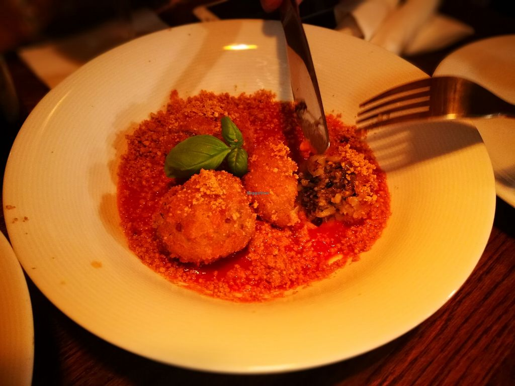 "Photo of Leonardo Verde  by <a href=""/members/profile/k-girl80"">k-girl80</a> <br/>the arancini balls were the highlight of this dinner <br/> October 12, 2017  - <a href='/contact/abuse/image/93573/314458'>Report</a>"