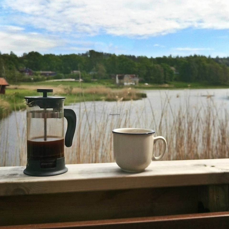 """Photo of Café Tillsammans  by <a href=""""/members/profile/cafetillsammans"""">cafetillsammans</a> <br/>View from the terrace <br/> June 7, 2017  - <a href='/contact/abuse/image/93592/266745'>Report</a>"""