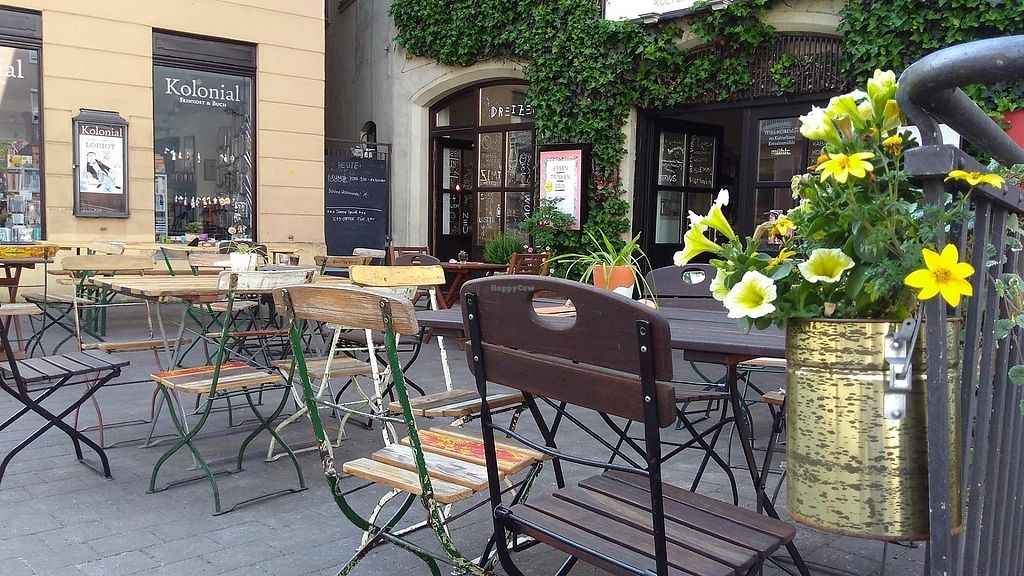 """Photo of Dreizehn in der Muehle  by <a href=""""/members/profile/markuschel"""">markuschel</a> <br/>outside seating <br/> June 8, 2017  - <a href='/contact/abuse/image/93613/266879'>Report</a>"""