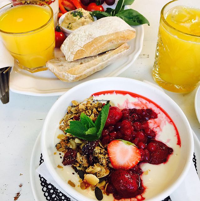 """Photo of Bon Temps Cafe  by <a href=""""/members/profile/Herkkuli"""">Herkkuli</a> <br/>Vegan breakfast (ask staff and they will help) <br/> June 21, 2017  - <a href='/contact/abuse/image/93619/271711'>Report</a>"""