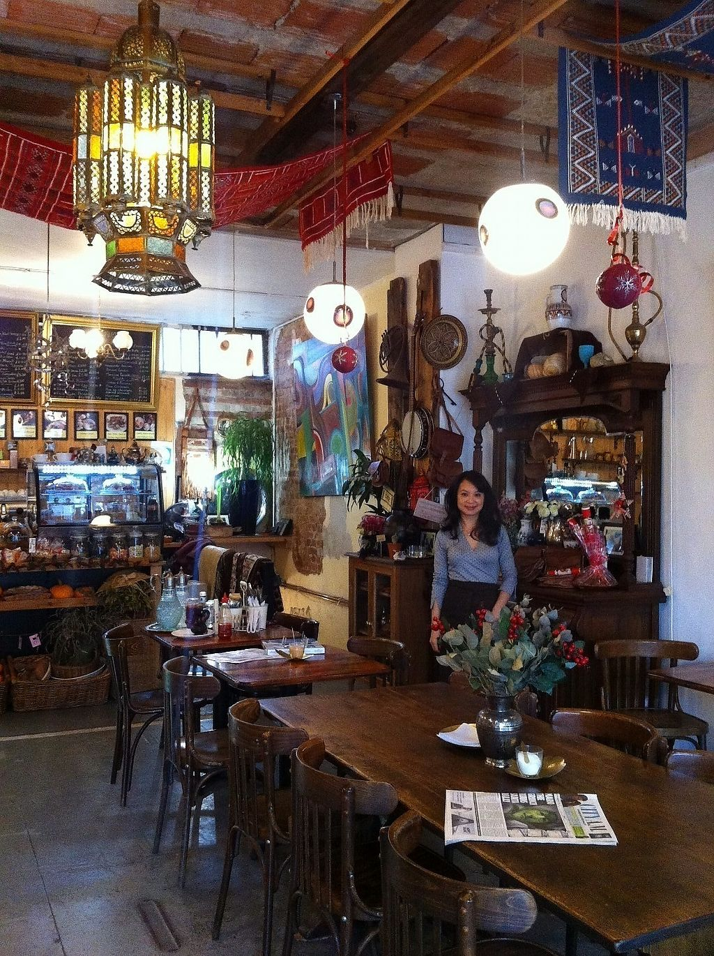 """Photo of The Coffee Lover's Cafe  by <a href=""""/members/profile/LucyNg"""">LucyNg</a> <br/>Simple home cook food. Sourceable and ethical 100% quality Arabica beans. My selection of own mixed herbal teas are one and only. Mixed to suit individuals.   <br/> June 11, 2017  - <a href='/contact/abuse/image/93648/268191'>Report</a>"""