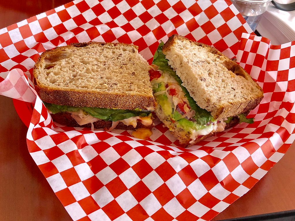 "Photo of Red Scooter Deli  by <a href=""/members/profile/Bariann"">Bariann</a> <br/>Avocado Reuben <br/> December 2, 2017  - <a href='/contact/abuse/image/93650/331616'>Report</a>"