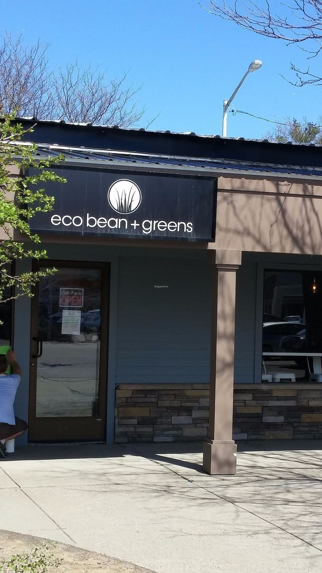 "Photo of Ecobean + Greens  by <a href=""/members/profile/jujutsuka"">jujutsuka</a> <br/>store front <br/> June 8, 2017  - <a href='/contact/abuse/image/93657/266866'>Report</a>"