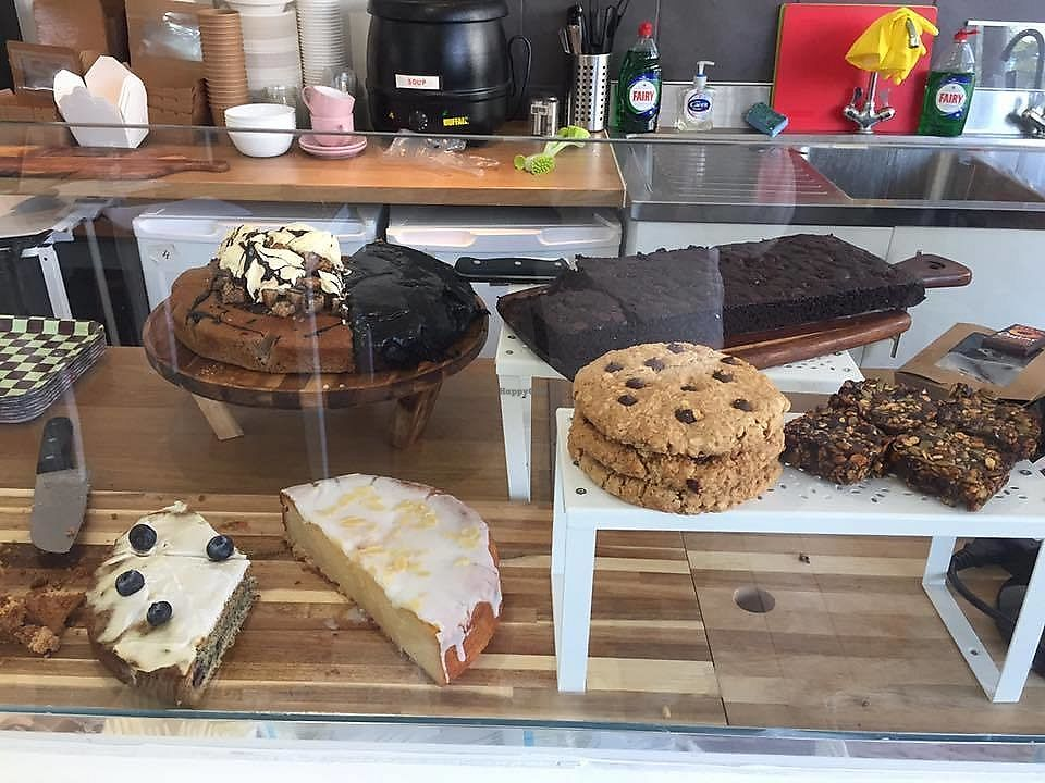 """Photo of Spa Juice Bar - Blackheath  by <a href=""""/members/profile/RichMoly"""">RichMoly</a> <br/>My Detox Diet's vegan café and juice bar <br/> October 9, 2017  - <a href='/contact/abuse/image/93670/313724'>Report</a>"""