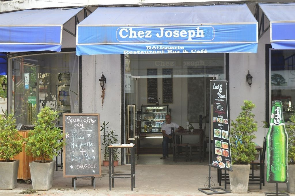 """Photo of Chez Joseph  by <a href=""""/members/profile/DanielBevan"""">DanielBevan</a> <br/>Outside of restaurant <br/> June 9, 2017  - <a href='/contact/abuse/image/93682/267343'>Report</a>"""