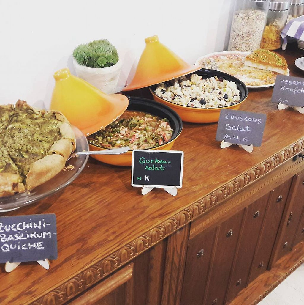 """Photo of be'kech  by <a href=""""/members/profile/ozadars"""">ozadars</a> <br/>Vegan Buffet <br/> September 7, 2017  - <a href='/contact/abuse/image/93692/301757'>Report</a>"""