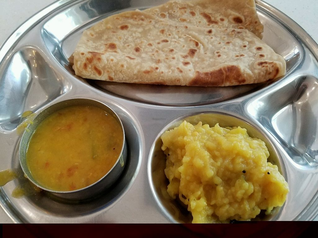 """Photo of Saravanaa Bhavan  by <a href=""""/members/profile/chulaww"""">chulaww</a> <br/>chappati <br/> February 18, 2018  - <a href='/contact/abuse/image/93727/360725'>Report</a>"""