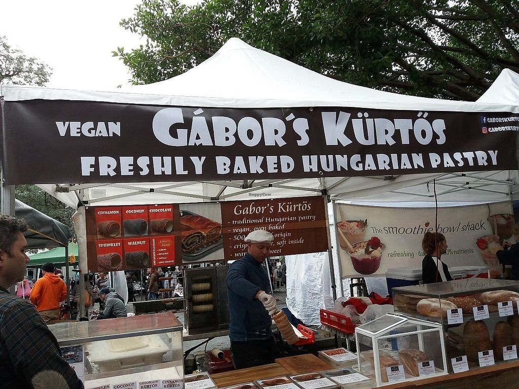 "Photo of Gabor's Kurtos - Market Stall  by <a href=""/members/profile/veganvirtues"">veganvirtues</a> <br/>Seen at the Glebe markets every Saturday <br/> June 11, 2017  - <a href='/contact/abuse/image/93807/267888'>Report</a>"