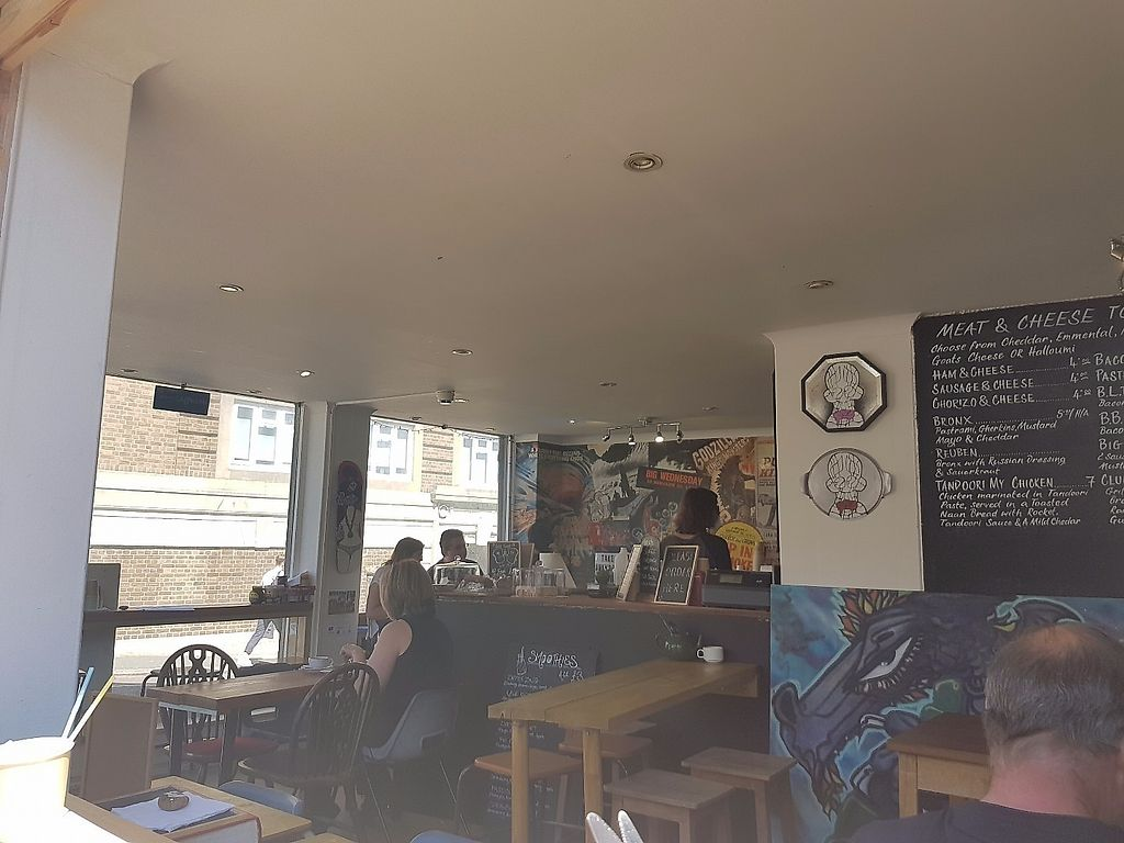 """Photo of The Coffee Counter  by <a href=""""/members/profile/CuriousDave"""">CuriousDave</a> <br/>Cosy inside <br/> June 12, 2017  - <a href='/contact/abuse/image/93841/268355'>Report</a>"""