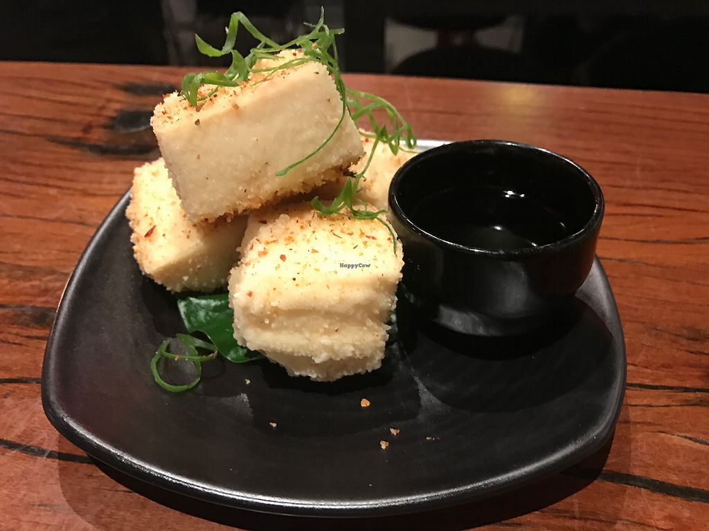 """Photo of Steam  by <a href=""""/members/profile/juanitatravis"""">juanitatravis</a> <br/>salt and chilli tofu ( amazing ) <br/> March 16, 2018  - <a href='/contact/abuse/image/93863/371296'>Report</a>"""