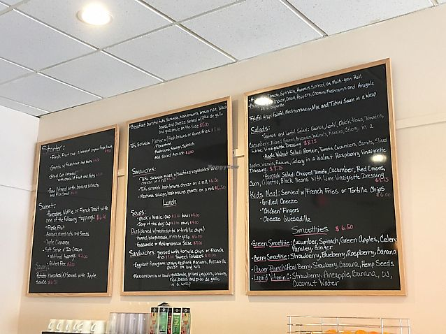 """Photo of Simply Green Cafe  by <a href=""""/members/profile/FrankDec"""">FrankDec</a> <br/>Great selection  <br/> June 13, 2017  - <a href='/contact/abuse/image/93872/268758'>Report</a>"""