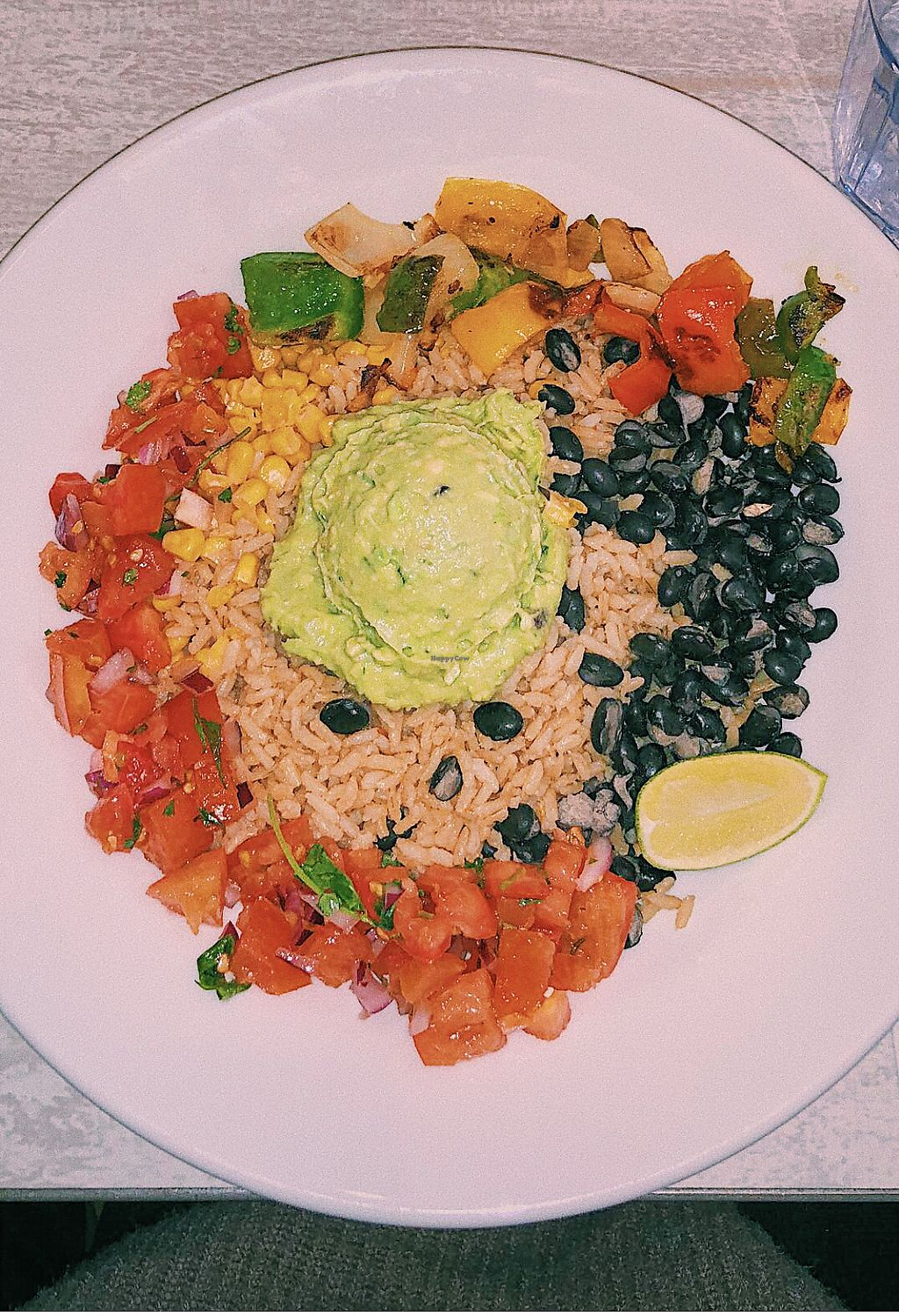 """Photo of Simply Green Cafe  by <a href=""""/members/profile/taylorlevitt"""">taylorlevitt</a> <br/>Plantiful bowl <br/> December 26, 2017  - <a href='/contact/abuse/image/93872/339275'>Report</a>"""