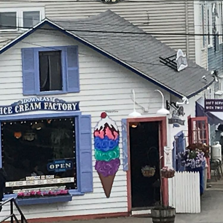 "Photo of Ice Cream Factory  by <a href=""/members/profile/Sarah%20P"">Sarah P</a> <br/>store front <br/> June 11, 2017  - <a href='/contact/abuse/image/93890/268221'>Report</a>"
