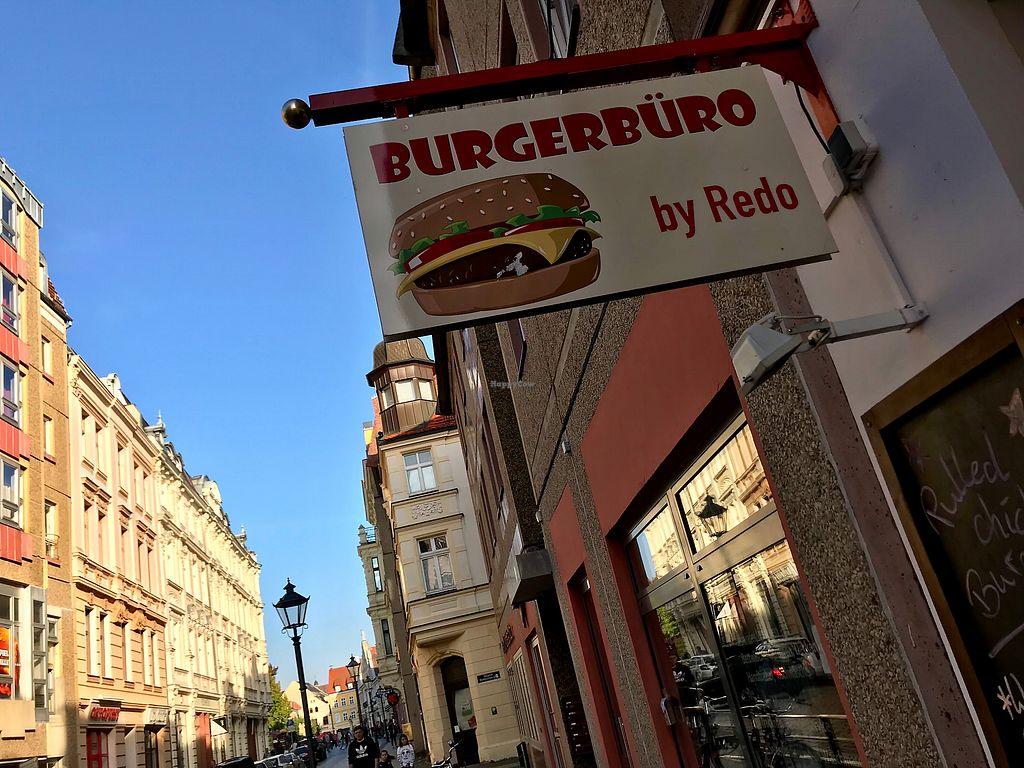 """Photo of Burgerbüro   by <a href=""""/members/profile/marky_mark"""">marky_mark</a> <br/>outside <br/> September 30, 2017  - <a href='/contact/abuse/image/93895/310138'>Report</a>"""