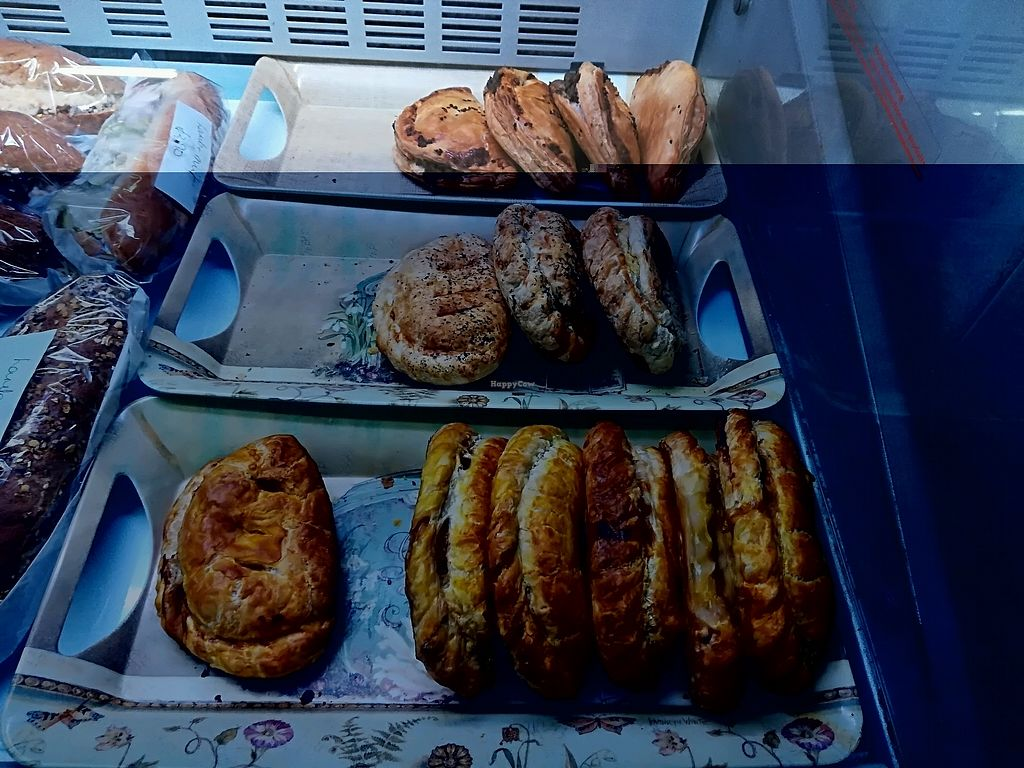 """Photo of Hot Pantry Bakery  by <a href=""""/members/profile/konlish"""">konlish</a> <br/>Mushroom; cheese; Jamaican pasties <br/> December 20, 2017  - <a href='/contact/abuse/image/93914/337657'>Report</a>"""