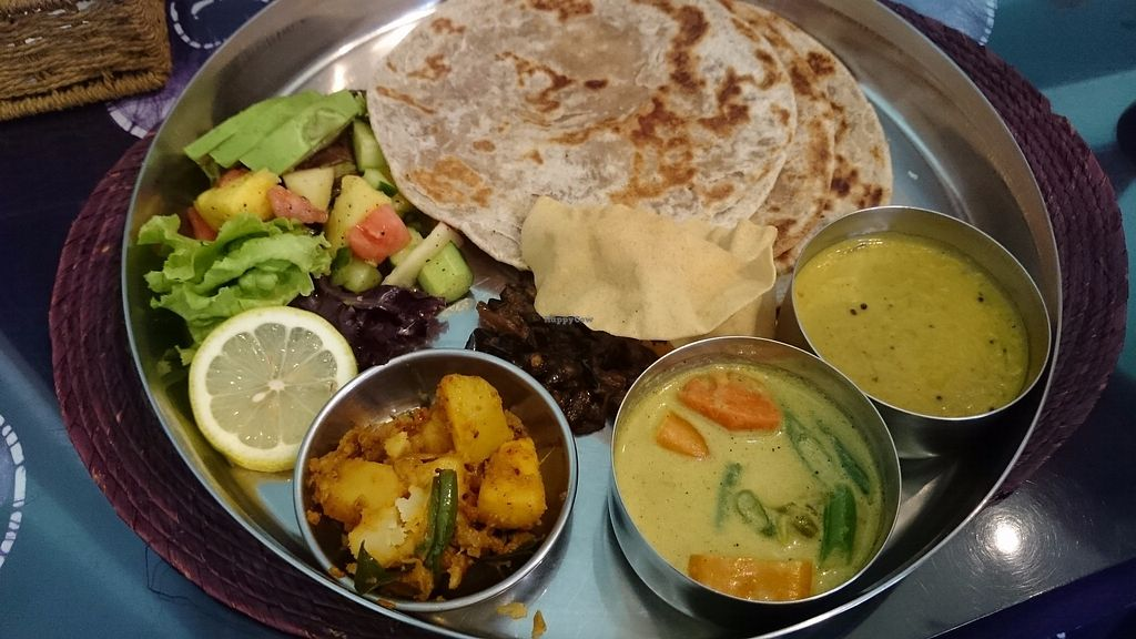"""Photo of Pahana  by <a href=""""/members/profile/uinen"""">uinen</a> <br/>Vegan set (call ahead to order) <br/> June 20, 2017  - <a href='/contact/abuse/image/93919/271235'>Report</a>"""