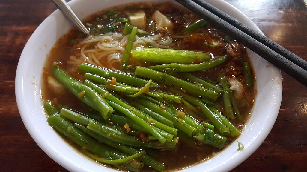 """Photo of Pham Hong Phuoc  by <a href=""""/members/profile/Refinnej"""">Refinnej</a> <br/>bun Thai (rice noodles in a spicy Thai soup) <br/> June 13, 2017  - <a href='/contact/abuse/image/93986/268534'>Report</a>"""
