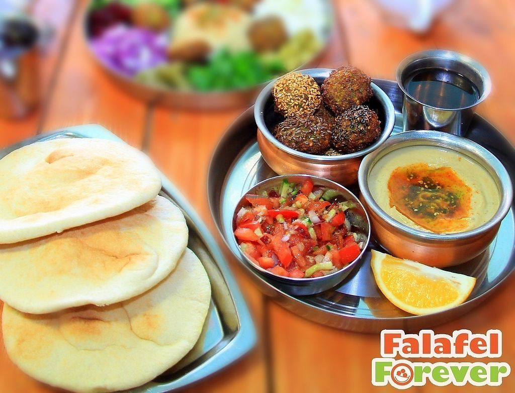 """Photo of Falafel Forever  by <a href=""""/members/profile/AntonSorkin"""">AntonSorkin</a> <br/>Arabset <br/> October 20, 2017  - <a href='/contact/abuse/image/94001/317058'>Report</a>"""