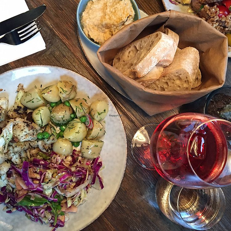 """Photo of Rankin Park  by <a href=""""/members/profile/JosefineLundby"""">JosefineLundby</a> <br/>Vegan meal, so tasty and amazing! The hummus is addictive!  <br/> June 21, 2017  - <a href='/contact/abuse/image/94003/271707'>Report</a>"""