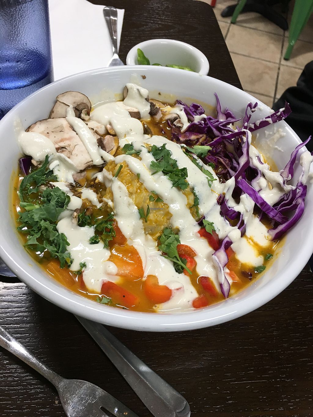 "Photo of Zest Kitchen  by <a href=""/members/profile/Mamasimi"">Mamasimi</a> <br/>Prana bowl <br/> February 27, 2018  - <a href='/contact/abuse/image/94028/364675'>Report</a>"