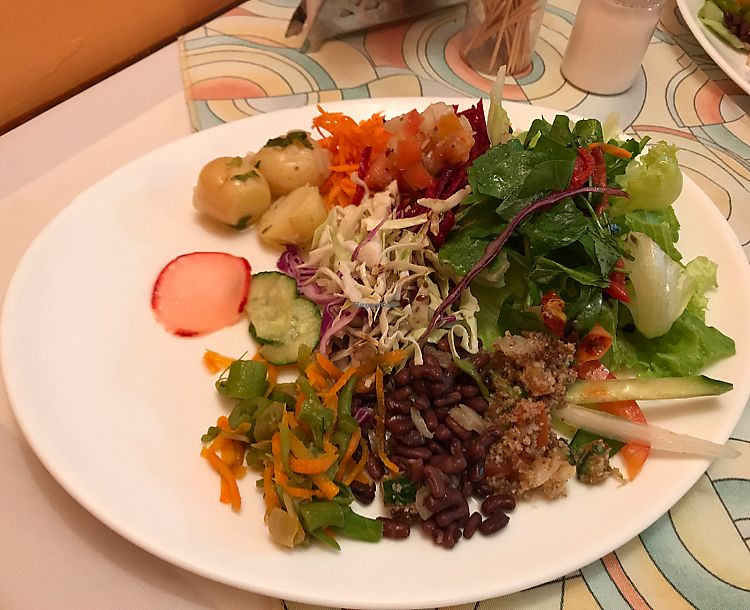"""Photo of Saude e Sabor  by <a href=""""/members/profile/Paolla"""">Paolla</a> <br/>Salad <br/> June 14, 2017  - <a href='/contact/abuse/image/94043/269067'>Report</a>"""