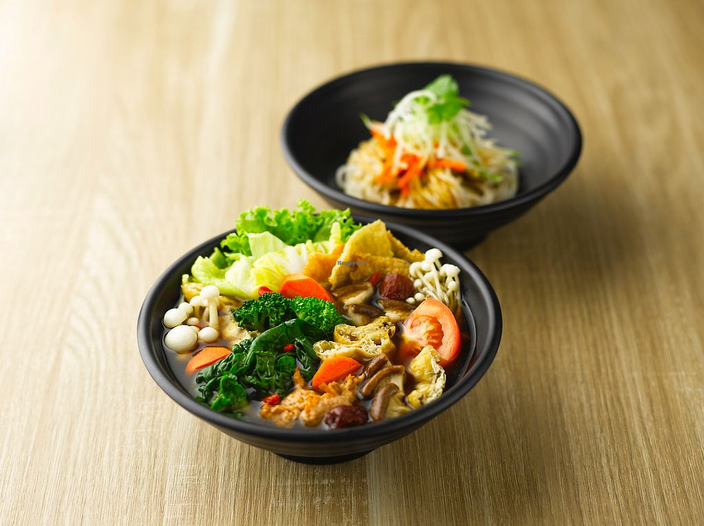 """Photo of Green Dot - Vivo City  by <a href=""""/members/profile/babyrielz"""">babyrielz</a> <br/>Soup Bowl with Dry Noodle <br/> June 20, 2017  - <a href='/contact/abuse/image/94049/271233'>Report</a>"""
