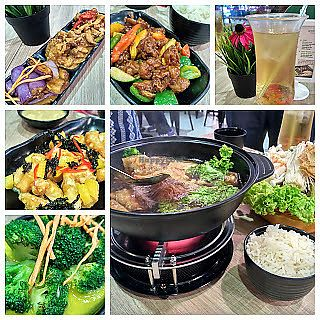"""Photo of Green Dot - Vivo City  by <a href=""""/members/profile/Peace%20..."""">Peace ...</a> <br/>With a new breed of vegetarian restaurateurs these days, here is what you get – wholesome and nutritious delicious dishes with a creative twist <br/> November 2, 2017  - <a href='/contact/abuse/image/94049/321133'>Report</a>"""
