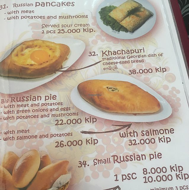 """Photo of Privet Russian Food  by <a href=""""/members/profile/Duriandevoured"""">Duriandevoured</a> <br/>menu <br/> June 17, 2017  - <a href='/contact/abuse/image/94055/270037'>Report</a>"""