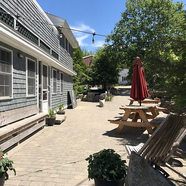 "Photo of Carriage House Restaurant  by <a href=""/members/profile/Sarah%20P"">Sarah P</a> <br/>side seating outdoors <br/> June 15, 2017  - <a href='/contact/abuse/image/94083/269254'>Report</a>"