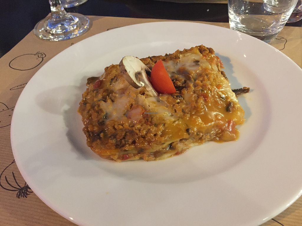 "Photo of Can Vegetable  by <a href=""/members/profile/lmd06"">lmd06</a> <br/>Lasagna al ragu Di fungi  <br/> September 18, 2017  - <a href='/contact/abuse/image/94095/305827'>Report</a>"