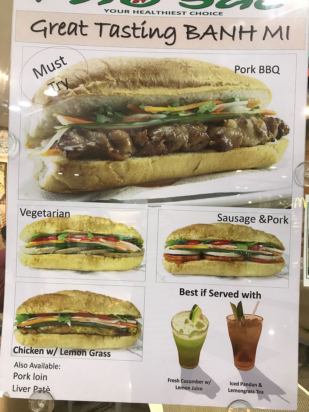 """Photo of Pho Bac Vietnamese Specialities  by <a href=""""/members/profile/chayong"""">chayong</a> <br/>menu <br/> July 18, 2017  - <a href='/contact/abuse/image/94119/281680'>Report</a>"""