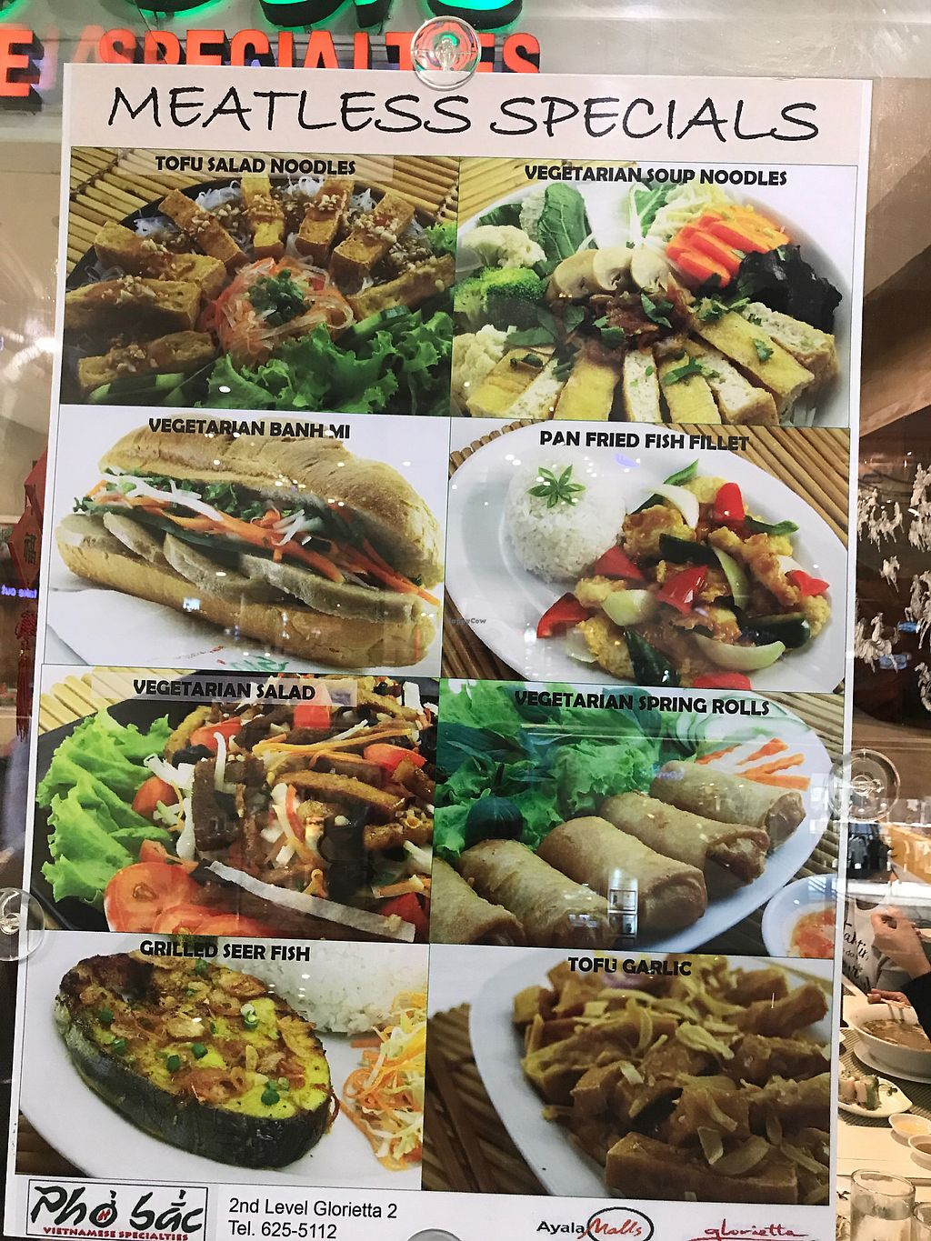 """Photo of Pho Bac Vietnamese Specialities  by <a href=""""/members/profile/chayong"""">chayong</a> <br/>menu <br/> July 18, 2017  - <a href='/contact/abuse/image/94119/281681'>Report</a>"""