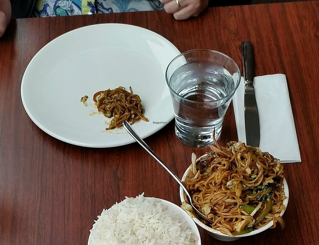 "Photo of Aroma India  by <a href=""/members/profile/AndyTheVWDude"">AndyTheVWDude</a> <br/>Haka noodles <br/> November 12, 2017  - <a href='/contact/abuse/image/94147/324813'>Report</a>"