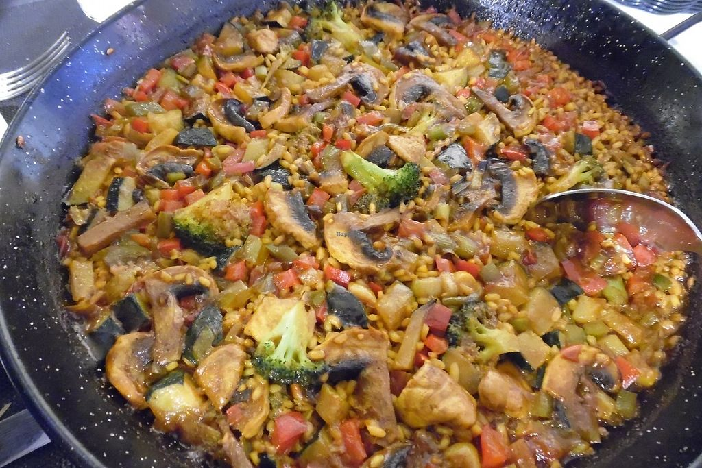 "Photo of CLOSED: Rosario Uno  by <a href=""/members/profile/WP"">WP</a> <br/>This rice dish wasn't called paella. You could have fooled us <br/> June 16, 2017  - <a href='/contact/abuse/image/94170/269800'>Report</a>"