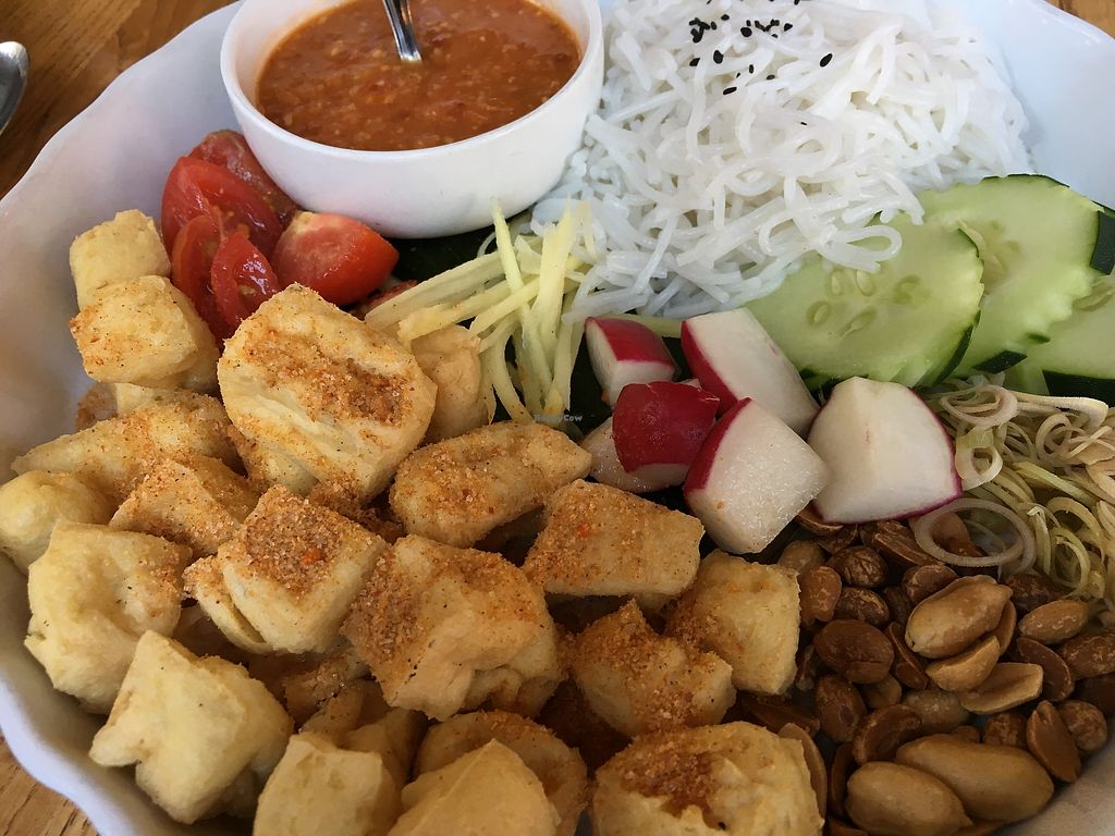 "Photo of Thip Khao  by <a href=""/members/profile/cookiem"">cookiem</a> <br/>Lettuce wraps <br/> June 21, 2017  - <a href='/contact/abuse/image/94182/271981'>Report</a>"