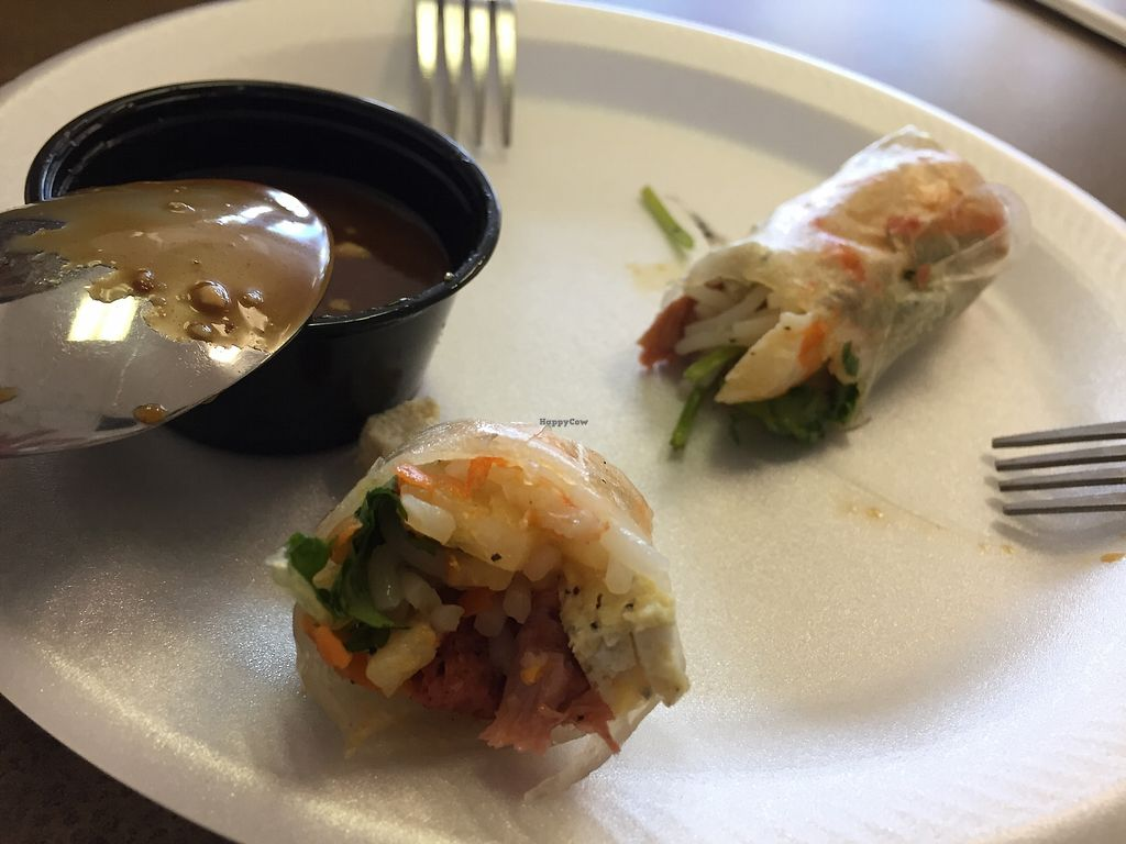 "Photo of BobaTea Garden  by <a href=""/members/profile/Suz"">Suz</a> <br/>Nice, full & tasty summer roll! (Has egg & fake meat) <br/> June 22, 2017  - <a href='/contact/abuse/image/94188/272086'>Report</a>"