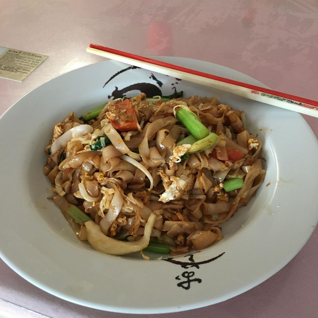"Photo of CGS Vegetarian Cafe  by <a href=""/members/profile/Meliboo"">Meliboo</a> <br/>Penang style char kueh teow - yum! <br/> March 14, 2016  - <a href='/contact/abuse/image/9418/140028'>Report</a>"