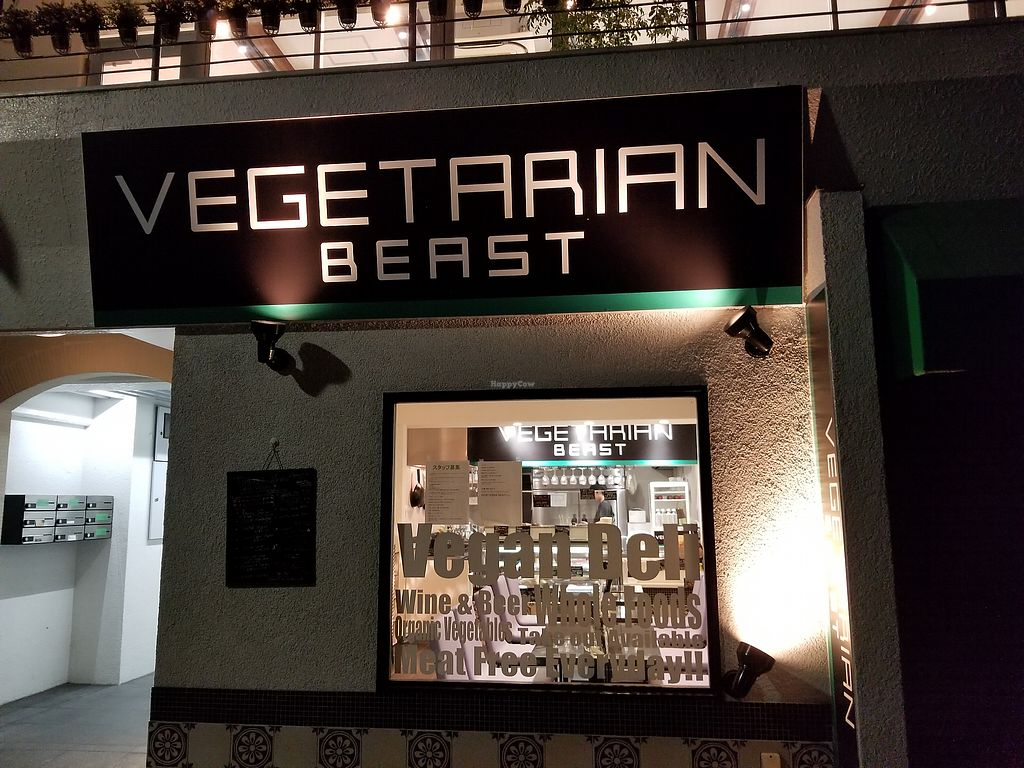 """Photo of Vegetarian Beast  by <a href=""""/members/profile/HenryCow"""">HenryCow</a> <br/>Vegetarian Beast at night <br/> July 3, 2017  - <a href='/contact/abuse/image/94212/276339'>Report</a>"""
