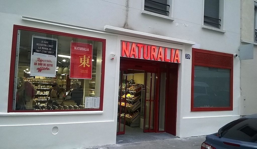 "Photo of Naturalia Vegan - rue Merlin  by <a href=""/members/profile/Sylvane"">Sylvane</a> <br/>naturalia vegan <br/> June 17, 2017  - <a href='/contact/abuse/image/94222/270195'>Report</a>"