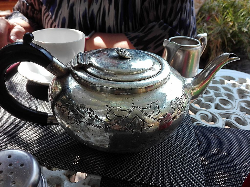 "Photo of The Secret Garden  by <a href=""/members/profile/NatashaV"">NatashaV</a> <br/>Beautiful tea pot <br/> January 2, 2018  - <a href='/contact/abuse/image/94231/342026'>Report</a>"
