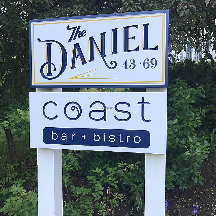 """Photo of Coast Bar + Bistro  by <a href=""""/members/profile/Sarah%20P"""">Sarah P</a> <br/>sign <br/> June 19, 2017  - <a href='/contact/abuse/image/94235/270855'>Report</a>"""
