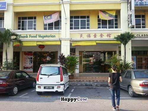 """Photo of Thank Food Vegetarian  by <a href=""""/members/profile/Khoo"""">Khoo</a> <br/>Thank Food Restaurant front  <br/> July 3, 2013  - <a href='/contact/abuse/image/9424/50642'>Report</a>"""