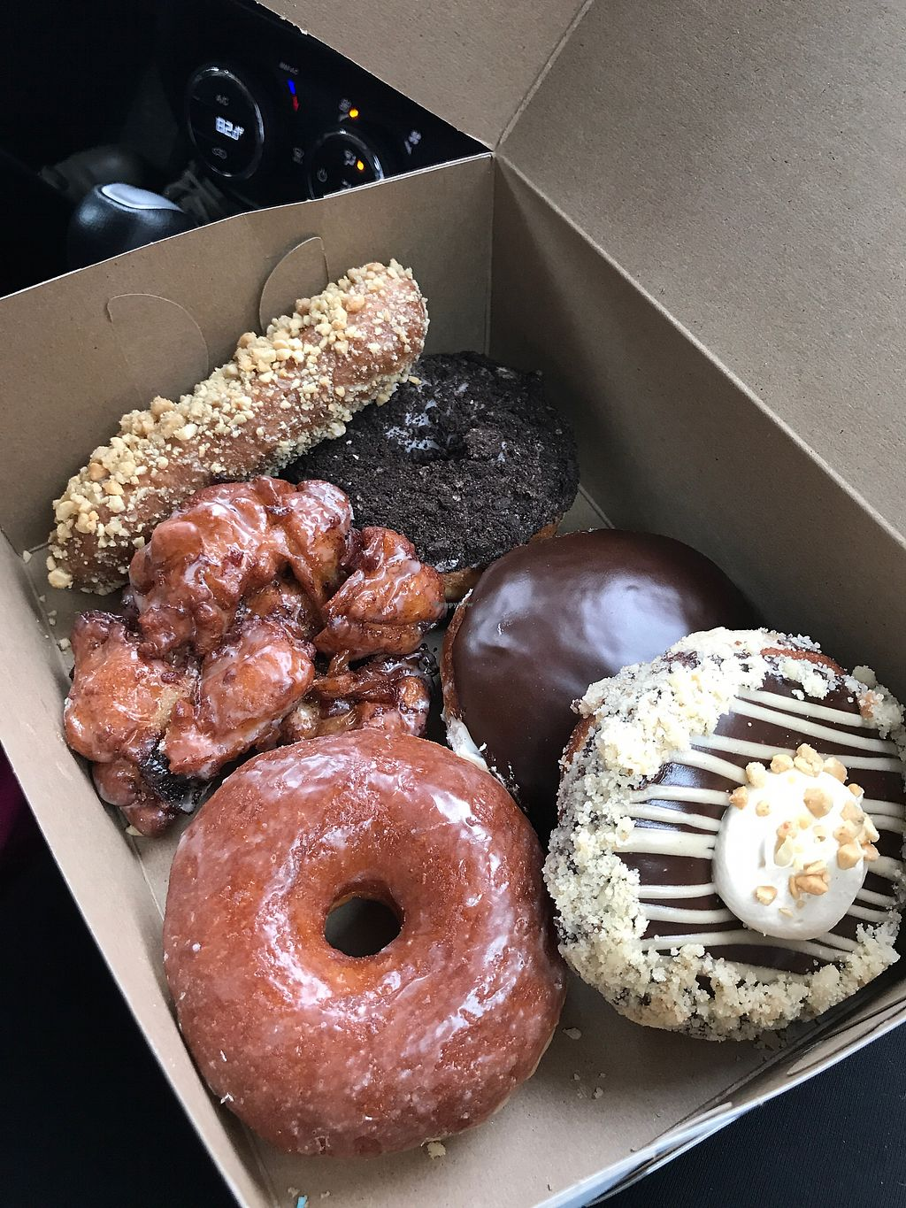 """Photo of Fry Baby Donuts  by <a href=""""/members/profile/Christ1na3"""">Christ1na3</a> <br/>Heaven ✨ <br/> April 14, 2018  - <a href='/contact/abuse/image/94269/385734'>Report</a>"""