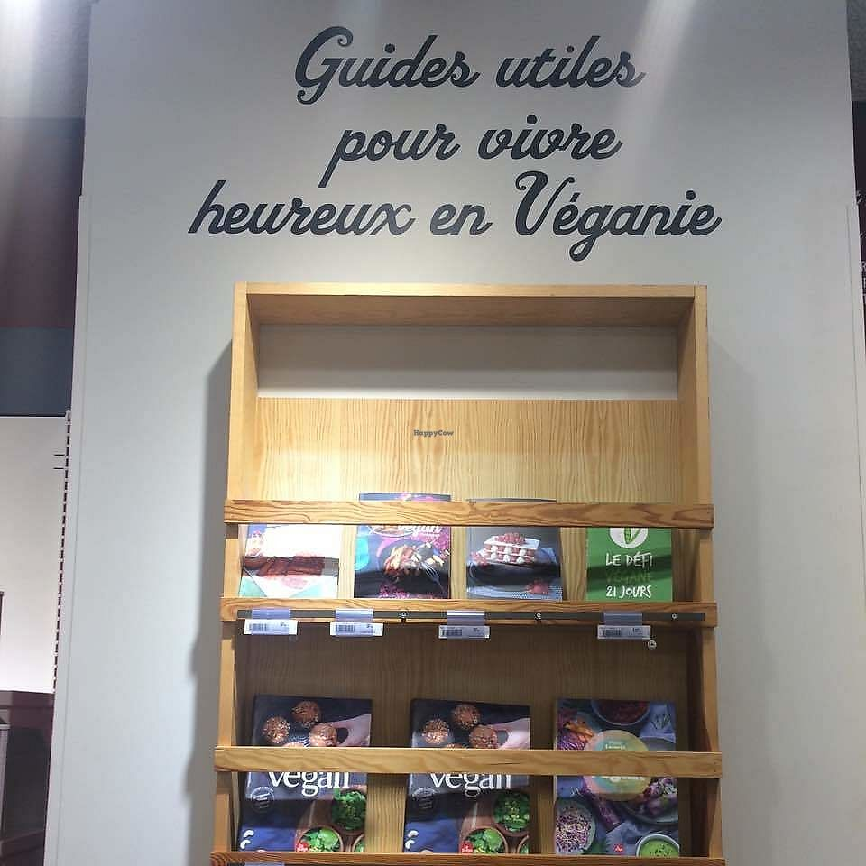 "Photo of Naturalia Vegan - rue Rome  by <a href=""/members/profile/LisaCupcake"">LisaCupcake</a> <br/>Cookbooks <br/> June 20, 2017  - <a href='/contact/abuse/image/94275/271389'>Report</a>"