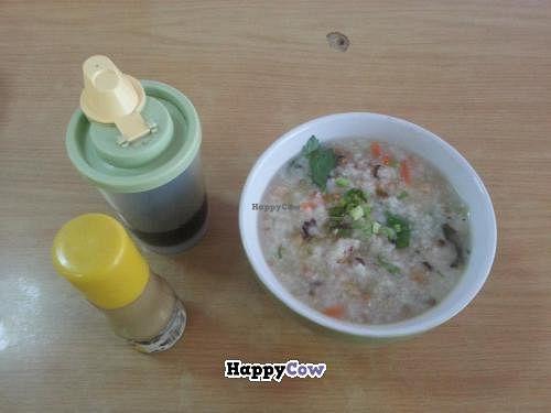 "Photo of Zhun San Yen Vegetarian  by <a href=""/members/profile/Khoo"">Khoo</a> <br/>Nice vege porridge <br/> July 2, 2013  - <a href='/contact/abuse/image/9428/50639'>Report</a>"